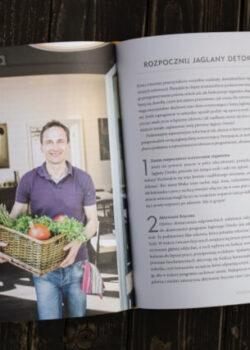 """""""Jaglany Detoks"""" - książka już od 9 września! 336 stron o zdrowiu!"""