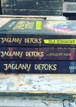 Jaglany Detoks dla BIEGACZY! Nowa książka już w księgarniach!