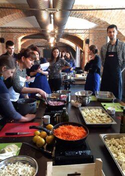GOTUJ I ŻYJ ZDROWO! Warsztaty z gotowaniem! Bielsko Biała 11-12 styczeń 2019