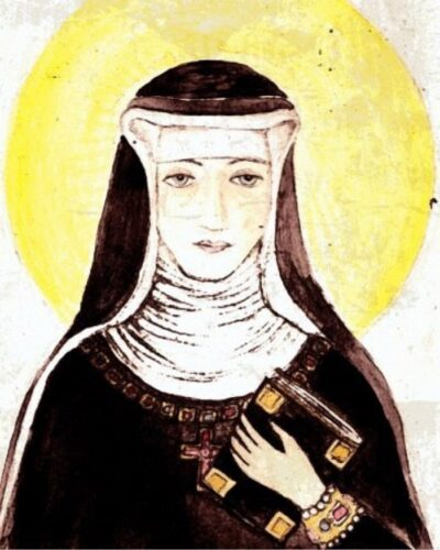 Św. Hildegarda
